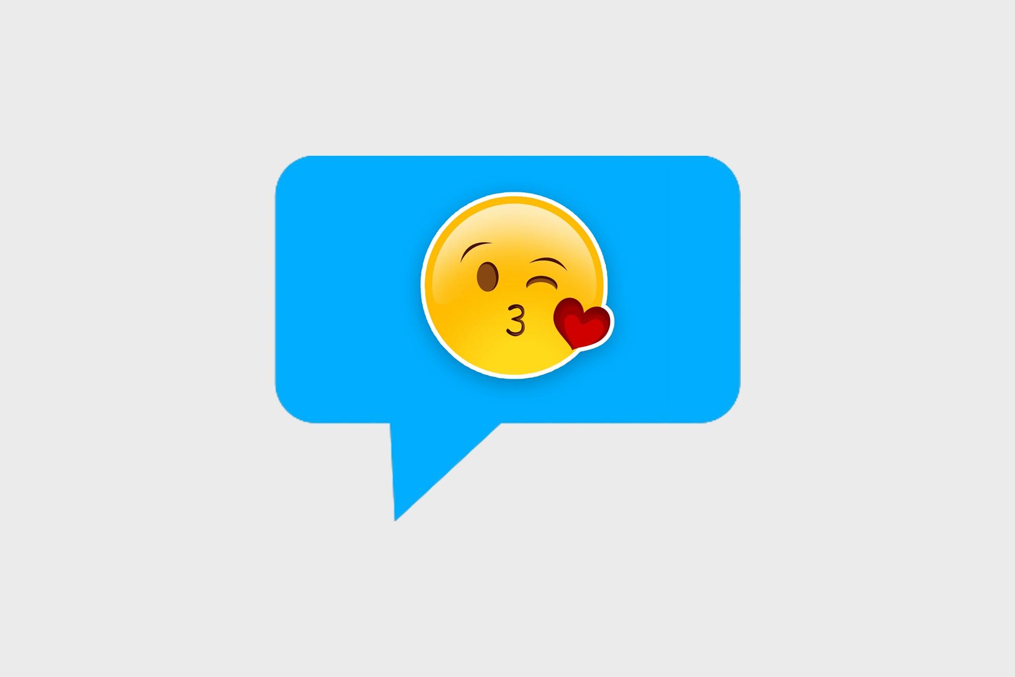 Kiss Emoji Sextfriend