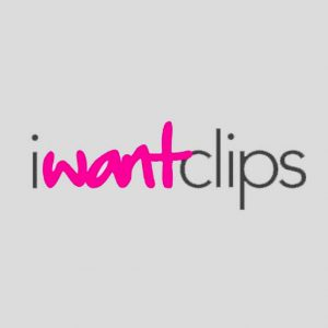 iWantClips logo