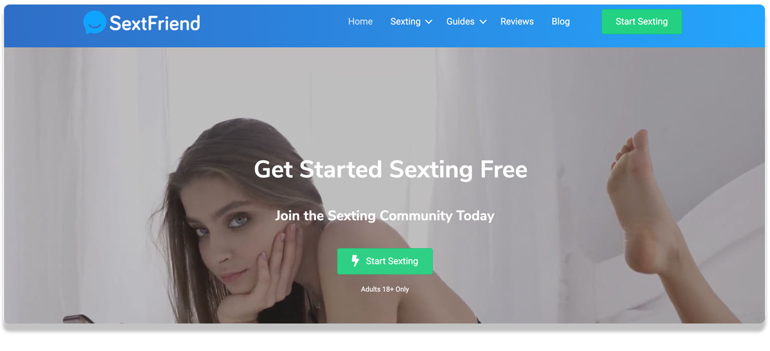 Sextfriend Sexting Site