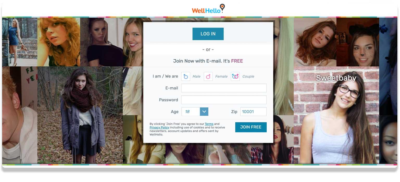 WellHello Sexting App